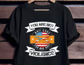 #168 for Anti Violence T-shirt design af hasembd