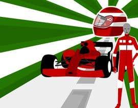 rlpragas82 tarafından Design header for a company offering car racing related graphics için no 2
