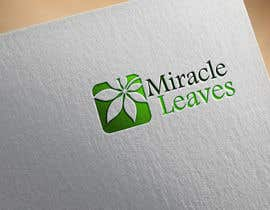#29 para Design a Logo for Miracle Leaves webshop por stojicicsrdjan