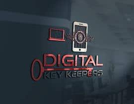 Nro 363 kilpailuun Cutting edge logo for   Digital Key Keepers käyttäjältä jaynulraj