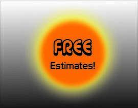 #30 for FREE ESTIMATES by gulrasheed63