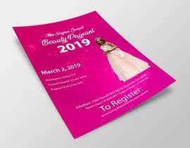 #22 for Pageant Flyer- Need ASAP af MOMODart