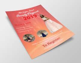 #26 for Pageant Flyer- Need ASAP af MOMODart