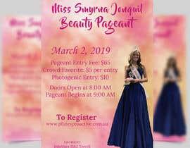 #28 for Pageant Flyer- Need ASAP af MOMODart
