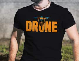 #139 for Drone Inspired Shirt Designs by stsohel92