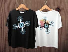 #14 for Drone Inspired Shirt Designs by aliabdelhasi