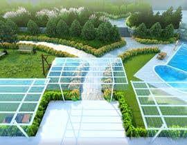 Nro 2 kilpailuun Residential Landscape & Pool Design käyttäjältä franzcyril