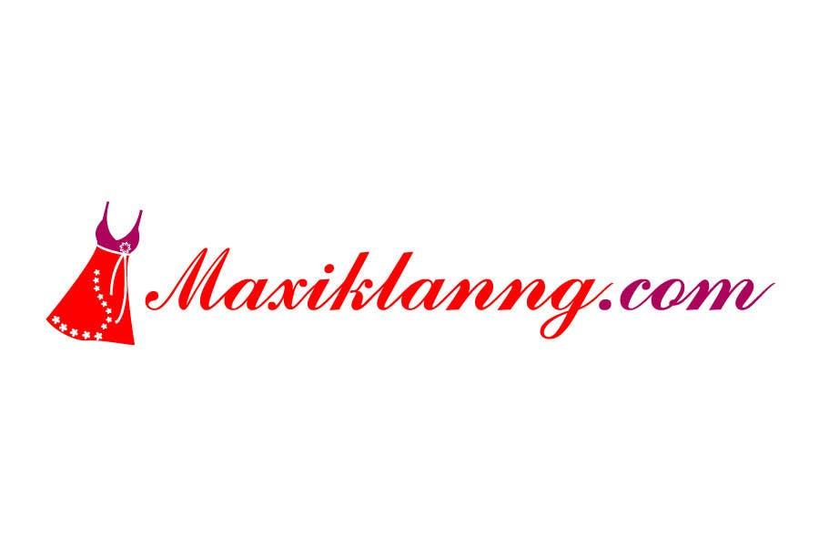 Inscrição nº                                         10                                      do Concurso para                                         Logo Design for company selling dresses