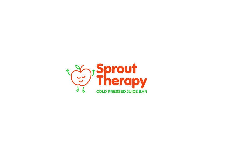 Contest Entry #149 for Juice Bar - Sprout Therapy