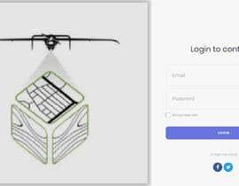 Nro 38 kilpailuun Website Login Page Design käyttäjältä swapan58