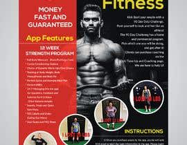 #1 for Fitness Flyer by scraaz70