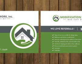 #68 for Business card for a handicap home modification construction company af petersamajay