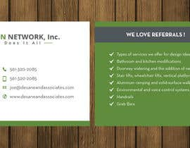 #69 for Business card for a handicap home modification construction company af petersamajay