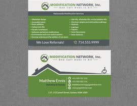 #136 for Business card for a handicap home modification construction company af sulaimanislamkha