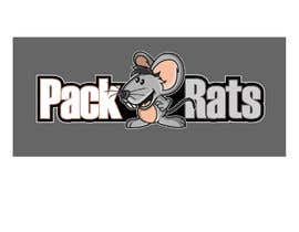 #66 for Logo for company called Pack Rats af gustavo225