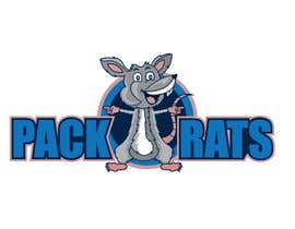 #41 for Logo for company called Pack Rats af faisalinfo