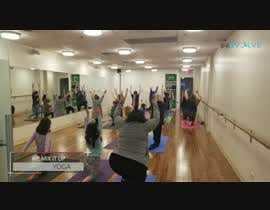 #40 for Fitness & Yoga Studio Promotional Video by zahirantor2016