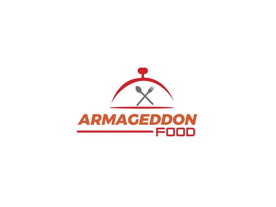 Contest Entry #100 for ARMAGEDDON Logo / Signage design contest
