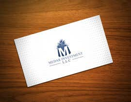 #483 pentru Medar Investment L.L.C Logo, Business Card and Letter Head de către riaz2016