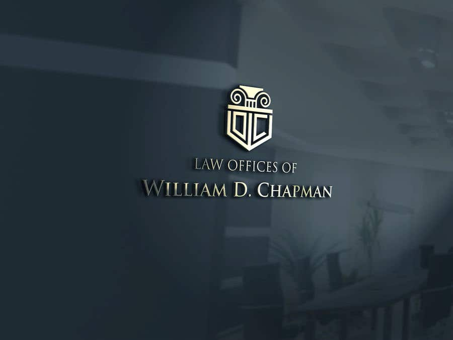 Konkurrenceindlæg #20 for Logo Design for the Law Offices of William D. Chapman