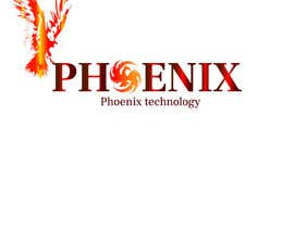 #23 for I need a logo designed. For my IT company.  Fire and Phoenix on white background by Nandita12
