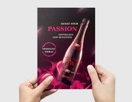 #7 cho Marketing postcard for new product of Sparkling Shiraz wine into US bởi EliteVision