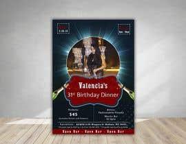 Nro 44 kilpailuun design birthday flyer käyttäjältä mindlogicsmdu