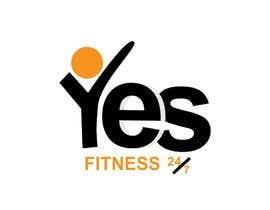 nº 35 pour Design a logo for gym called Yes Fitness par shahriar786rupok