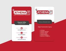 shemulpaul tarafından Create a Business Card for Digital Transformation Agency için no 216