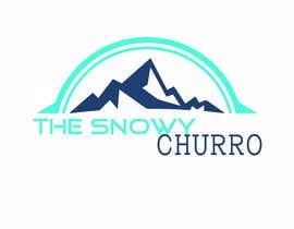 #35 for The Snowy Churro Logo by Rijby