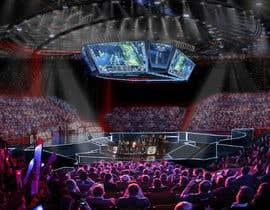 nº 30 pour Design a Digital Visually Immersive Stage for an eSports Auditorium par CCEARC