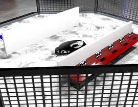 nº 27 pour Design a Digital Visually Immersive Stage for an eSports Auditorium par PedroLuger