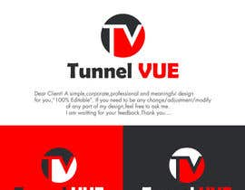 #377 for Tunnel VUE, Inc. by anubegum