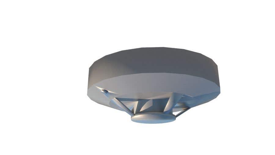 Inscrição nº 1 do Concurso para Flush and Surface mount compatible smoke alarm