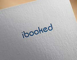 #76 for Logo design -ibooked by heisismailhossai
