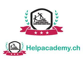 #26 for Logo for helpacademy.ch by mdmominulhaque