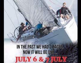 Nro 22 kilpailuun Create a boat race poster käyttäjältä vilas42