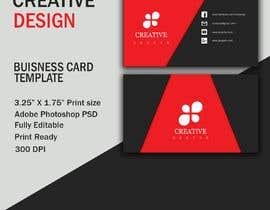 #345 pentru Snazzy business card de către Altob