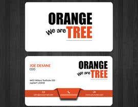 #349 pentru Snazzy business card de către mdhafizur007641