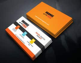 #344 pentru Snazzy business card de către Joytikhan