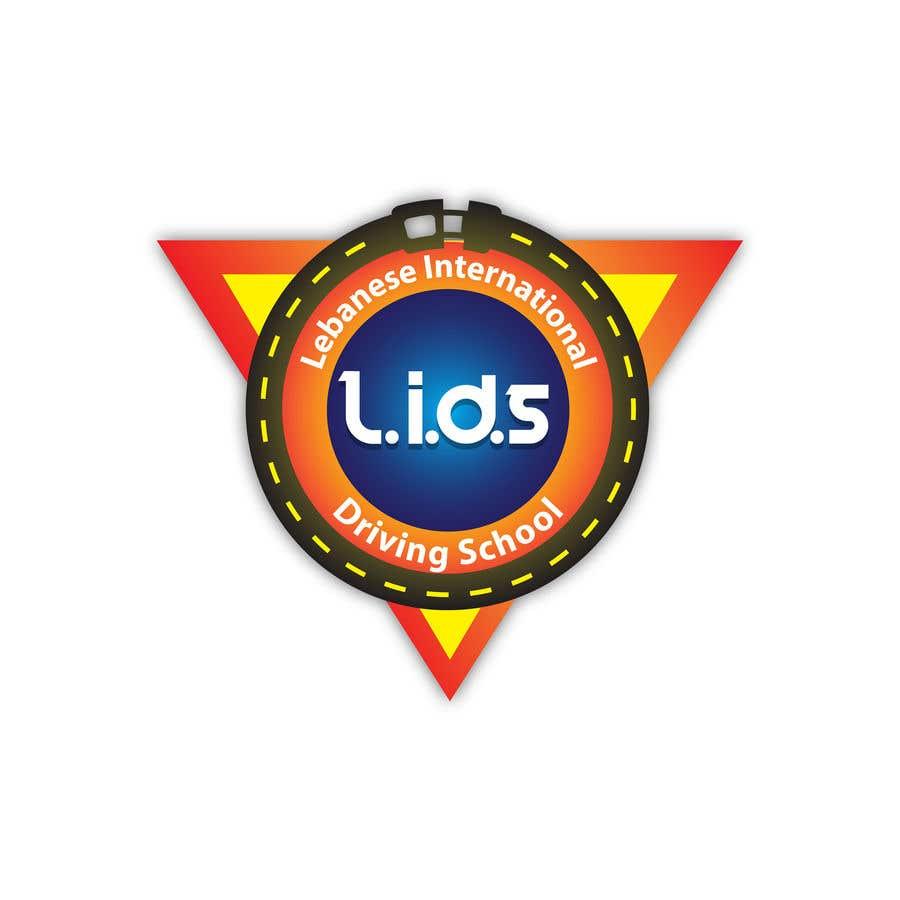 Penyertaan Peraduan #14 untuk Recolor and enhance a driving school logo