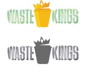 #4 untuk Need a logo for a waste managemnt/junk removal company called 'Waste Kings'. Some competitors include 1800 got junk and junk king. - 20/02/2019 16:10 EST oleh richiholland
