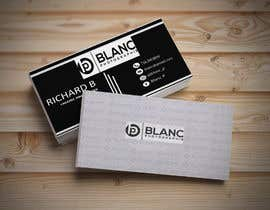 nº 48 pour design business card - BP par Shr13500