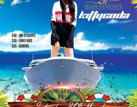 #4 for Flyer for Cruise Party Event af ashswa