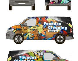#34 for Carwrapping by Marynaionova
