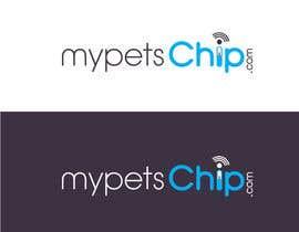 #65 for Logo My Pets Chip af saddam31