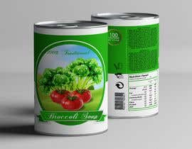 "#21 pentru I need a logo for a 2D artist. It must be a soup can with a ""Broccoli Soup"" title. de către danieledeplano"
