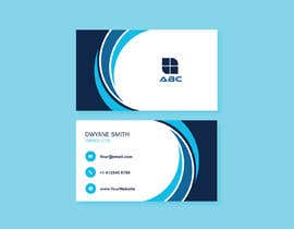 #566 for Design attractive business card by mhkhan4500