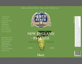#33 for Beer Label Design #2 by golamrahman9206