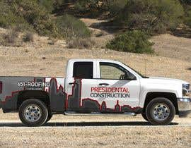 nº 91 pour Professional Business Vehicle Wrap ($625.00) par Dorio